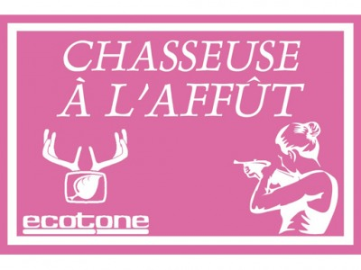 Affiches chasseuses