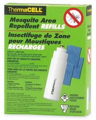 Recharge pour insectifuge Thermacell