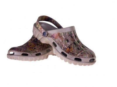 Sandale camouflage style crocs
