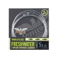 Bas de ligne tapered WORLD CLASS FRESHWATER
