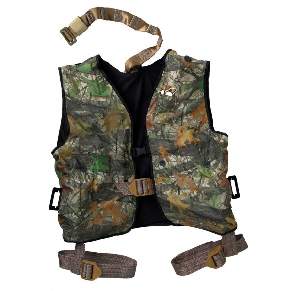 Ecotone beaupr veste harnais de s curit for Harnais de securite elagage